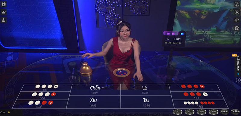 Xóc đĩa thabet casino